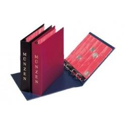 Pagna pochettes pour collection de pièces de monnaie,32 com-