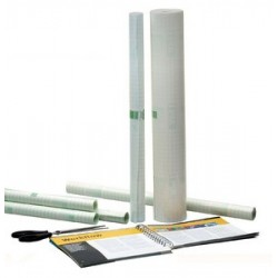 Agipa film couvre-livres, adhésif, 600 mm x 10 m
