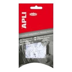 Agipa Étiquettes bijouterie, dimensions: 15 x 24 mm