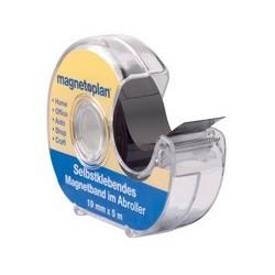 Magnetoplan bande magnétique dans un distributeur,