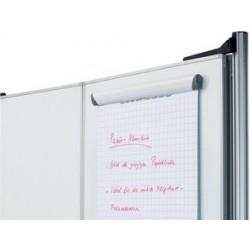 Magnetoplan rail clip à papier, aimanté, (l)700 mm