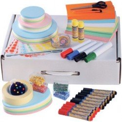 Magnetoplan kit trainer-basis, coffret en carton, 2800 pcs.