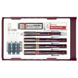"Rotring kit combi rapidograph ""college set"", 0,1-0,5 mm"