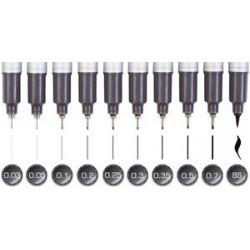 Copic multiliner sp 0,05 mm, noir