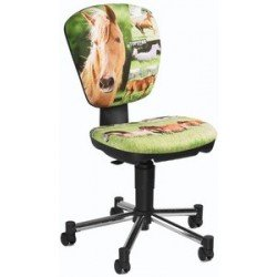 """Topstar fauteuil pivotant pour enfant """"kiddi star horse"""""""