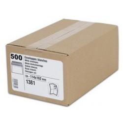Gpv enveloppes, c5: 162 x 229 mm, blanc, 80 g/m2
