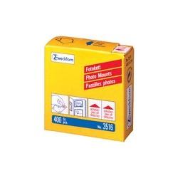 Avery zweckform pastilles adhésives-photos, 12 x 12 mm,