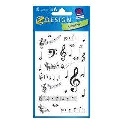 "Avery zweckform sticker creative design z ""notes"""