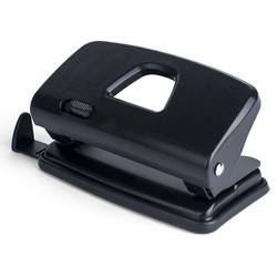 Pavo perforateur, capacité de perforation: 40 feuilles, noir