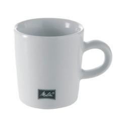 """Melitta sous-tasse combi """"m-cups"""", blanc (LOT DE 6)"""