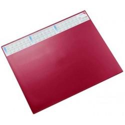 Läufer sous-mains synthos vsp, 520 x 650 mm, rouge
