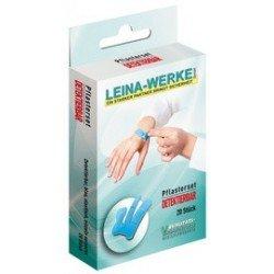 "Leina kit de sparadra ""détectable"", 20 pièces, bleu"