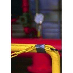 3m premium ruban adhésif toilé 389, 25 mm x 50 m, noir