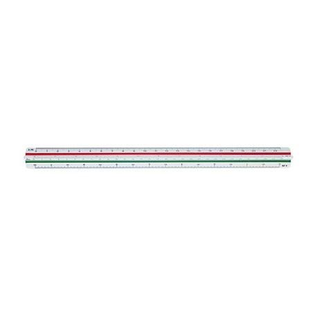 Staedtler echelle de réduction triangulaire mars 561 98-4bk,