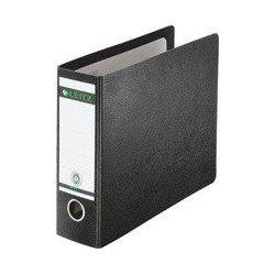 Leitz classeur en carton, 180 dégrés, format a5, 77 mm, noir
