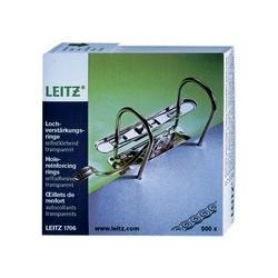 Leitz oeillets de renfort, transparent, contenu: 500 pièces