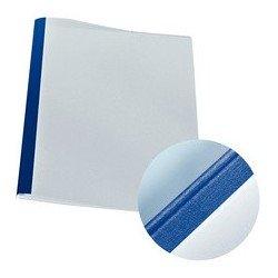 Leitz chemise à reliure thermique aspect lin, format a4