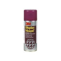 "3m scotch colle spray ""spray mount"", 400 ml,"