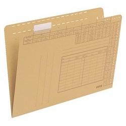 Leitz porte-étiquettes transparent, (l)25 mm, 3 lignes (LOT DE 50)