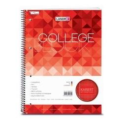 """LandrÉ collegeblock """"college"""" a4, quadrillé, 320 pages"""