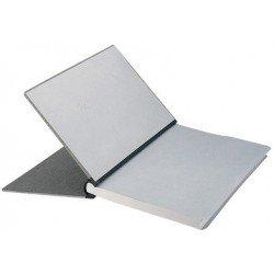 Leitz chemise à relier, format a4, couverture: gris, dos