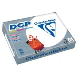 Clairalfa papiers multifonctions dcp, format a4, 120 g/m2,