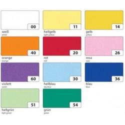 Folia transparentpapier, (b)505 x (l)700 mm, 115 g/qm, blau