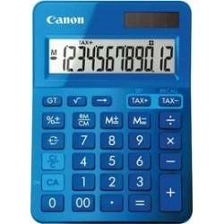 Canon calculatrice de bureau ls-123k-mbl, couleur: bleu