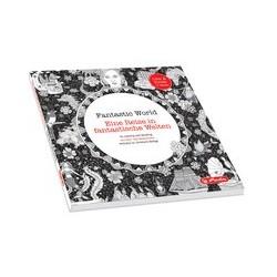 """Herlitz livre de coloriage """"fantastic world"""", 144 pages"""