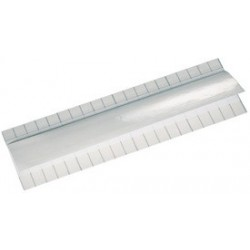 Leitz bandes d'inscription unitab, (l)200 x (h)60 mm, blanc,