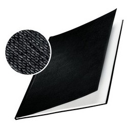 Leitz chemise pour reliure impressbind, a4, 10,5 mm, bleu,