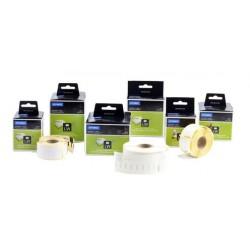 Dymo porte-noms blanco pour labelwriter 310/320/330/400/400