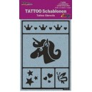 "Kreul tattoo schablone ""fairytale dream"""