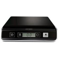 Dymo elektronische briefwaage m5, tragkraft: 5 kg, schwarz