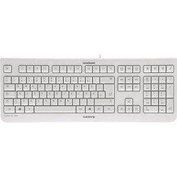 Cherry clavier kc-1000 usb, avec fil, noir