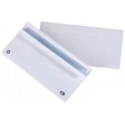 Gpv enveloppes, dl 110 x 220 mm, sans fenêtre, autocollantes