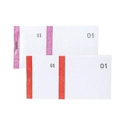 Elve bloc vendeur, rouge, dimensions:(l)135 x (h)60 mm,