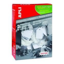 Agipa étiquettes bijouterie, dimensions 15 x 24 mm,
