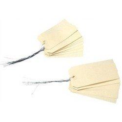 Agipa etiquette à bagage neutre avec fil de fer