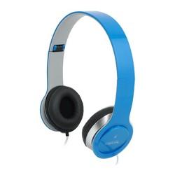 Logilink headset high quality, mit ohrpolster, blau