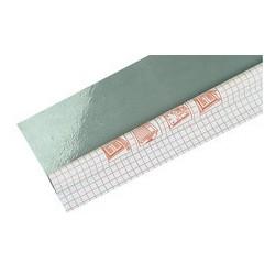 Elba rouleau couvre-livre adhésif, incolore, mat