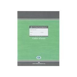 Conquerant sept cahier de brouillon, 96 pages, 170 x 220 mm