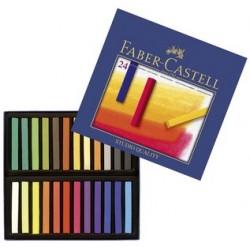 Faber-castell softpastellkreiden studio quality, 24er etui