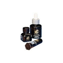 Lefranc & bourgeois encre de chine nan-king, noir, 11 ml