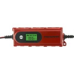 Absaar chargeur de batterie pour voiture 4a, 6/12v