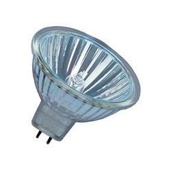 Osram ampoule halogène decostar 51 alu, 35 watt, gu5.3