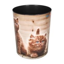 """Läufer corbeille à papier """"chats fouineurs"""""""