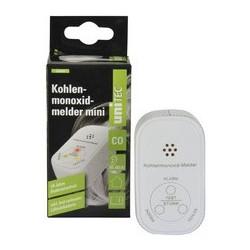 Unitec détecteur de monoxyde de carbone mini, blanc, 85 db