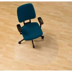 "Rs office tapis de protection ""ecoblue"", (b)1200 x (t)1300mm"