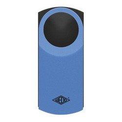 Wedo loupe rectangulaire swing-it avec led, bleu métallique